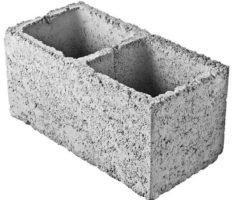 Bloco De Concreto 19 X 19 X 39 Cm