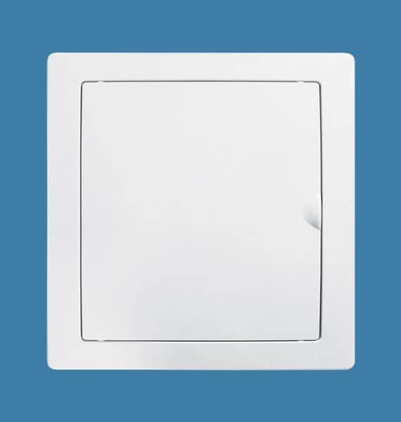 Quadro De Distribuição Sem Barramento - Com Porta - De Embutir - Em Chapa De Aço Galvanizado - Para 3 Disjuntores Nema