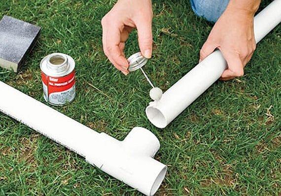 Instalação De Conexões De PVC Soldável
