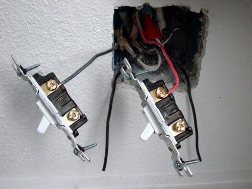 Instalação De Interruptor De Corrente