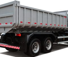 Caminhão Truck Capacidade Da Caçamba De 12 M³