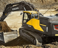 Escavadeira Hidráulica Concha De Até 1,0 M³