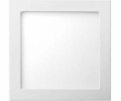 Luminária De Led Retangular, Luz Branca, 50 W