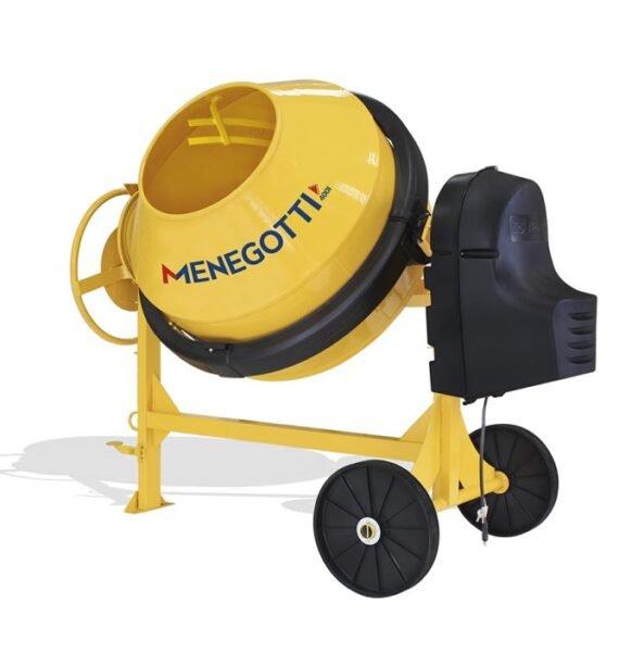 Betoneira Capacidade de Mistura 440 Litros, Motor Gasolina 10 Hp - Com Carregador